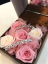 Jewelry Box~PINK ROSE~