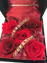 Jewelry Box~RED ROSE~