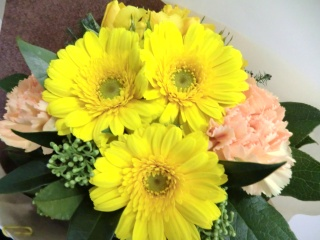 ?Yellow Bouquet?