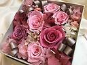 Flower Box ★ピンクローズ★