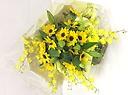 真っ黄色bouquet