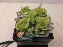 母の日に贈るステキなグリーンのアレンジメント