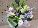 可愛いお供え花1