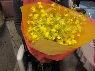 オンシジウム大好き 花束