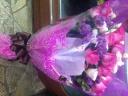 ピンクの豪華な花束