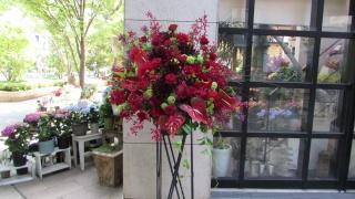 オリジナルスタンド花