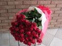 特別な日に・・・赤バラの花束