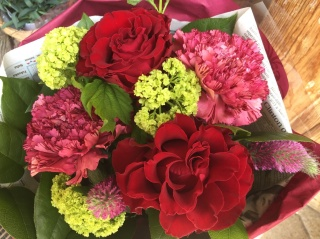Pink&Red Bouquet Ⅱ