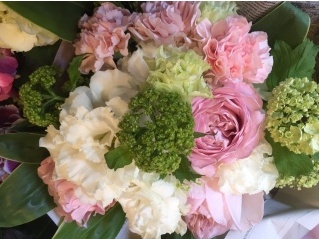 White&Pink Bouquet