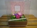 プリザーブド Petit-Rose (ピンク)