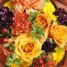 ボリュームいっぱい!かわいい花束