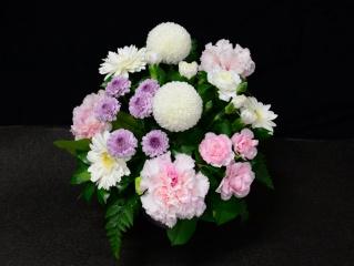 【お供え花】 -KAZE- ピンク