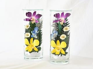 Glass Flower 蘭_M-01