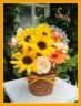 ★Sunflower★ ひまわりでニコニコ♪
