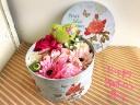 BOXのお花畑♪ イミテーションフラワー