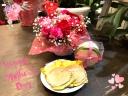 最高な母の日に♪アレンジ&神戸風月堂ゴーフル