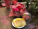 最高な母の日に♪アレンジ&神戸風月堂ミニゴーフル