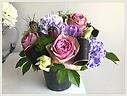 ◆ラベンダー◆ バラもカーネーションも