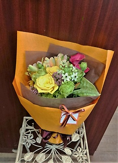 Bouquet***黄色いバラ
