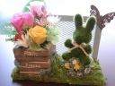 Small Garden<Rabbit>
