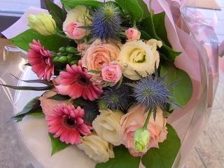 心地よい花束