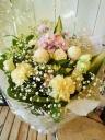 花束「柔らかな思い出」