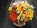 wonderful♪キノコとお花♪