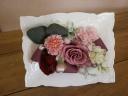 スウィートライラック色のバラ