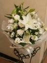 お供え花◆白