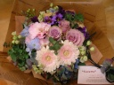 (pink・purple)arrangement