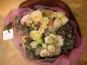 [Antique white Bouquet]
