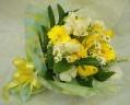 春の花束 イエロー