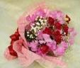 春の花束 ピンク