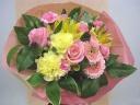 **やさしいあの方へありがとうの花束**