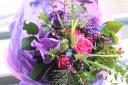 パーブル 花束