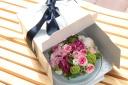 お花のケーキ *ピンク*