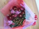 赤色の花束 レッドスター