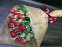 定番!赤バラの花束