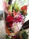 花束 レッド