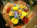 花さらり おすすめ 花束