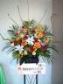花さらり スタンド花♪