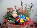 花さらり 季節の花鉢おまかせセット