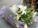 花さらり おすすめお供え花束♪