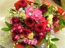 【母の日ギフト】 花束♪