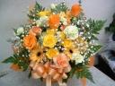 ◆花さらり  イエロー系アレンジ♪