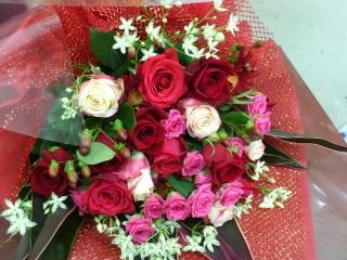 ◆花さらり おすすめ 花束...♪♪