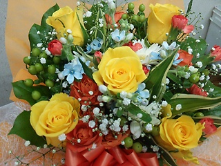 ◆花さらり おすすめ アレンジ...♪♪◆
