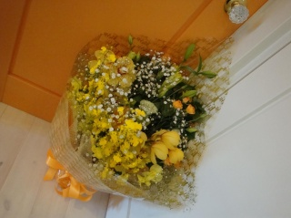 Yellow Bouquet☆