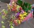 豪華な花束★