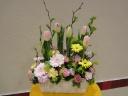 春のお花がいっぱい♪【春のアレンジメント・C】